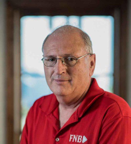 Portrait of James Woodington